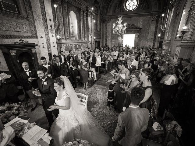 Il matrimonio di Massimo e Valentina a Osimo, Ancona 19