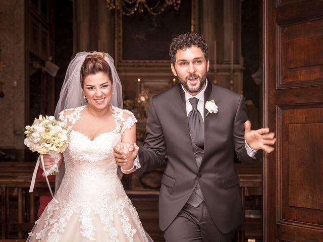 Il matrimonio di Massimo e Valentina a Osimo, Ancona 21