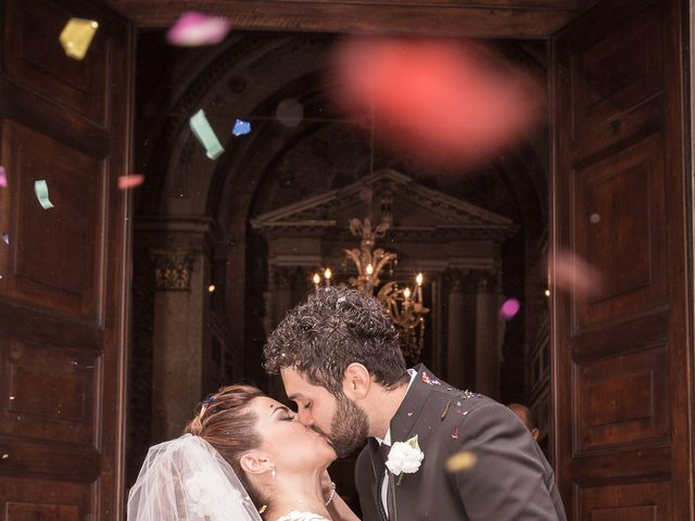 Il matrimonio di Massimo e Valentina a Osimo, Ancona 2