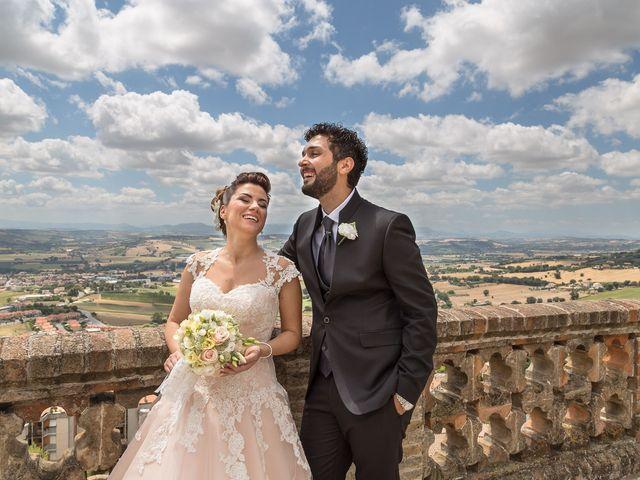 Il matrimonio di Massimo e Valentina a Osimo, Ancona 24