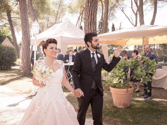 Il matrimonio di Massimo e Valentina a Osimo, Ancona 29