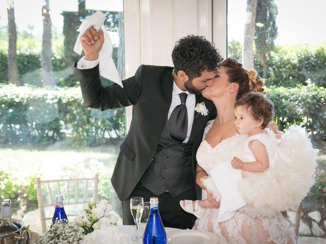Il matrimonio di Massimo e Valentina a Osimo, Ancona 32