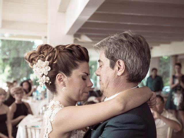 Il matrimonio di Massimo e Valentina a Osimo, Ancona 37