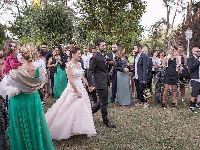 Il matrimonio di Massimo e Valentina a Osimo, Ancona 39