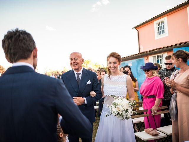 Il matrimonio di Matteo e Viola a Montecatini-Terme, Pistoia 10