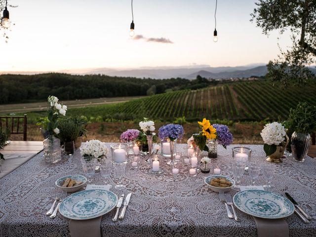 Il matrimonio di Matteo e Viola a Montecatini-Terme, Pistoia 31