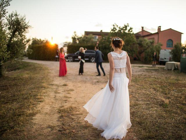 Il matrimonio di Matteo e Viola a Montecatini-Terme, Pistoia 34