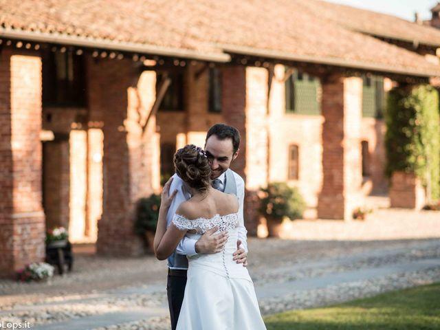 Il matrimonio di Alessandro e Elisa a Certosa di Pavia, Pavia 3