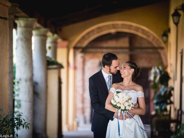 Il matrimonio di Alessandro e Elisa a Certosa di Pavia, Pavia 5