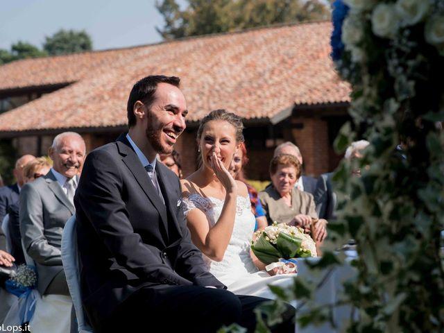Il matrimonio di Alessandro e Elisa a Certosa di Pavia, Pavia 6