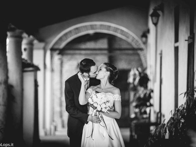 Il matrimonio di Alessandro e Elisa a Certosa di Pavia, Pavia 7