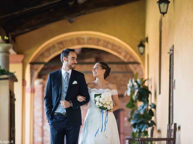 Il matrimonio di Alessandro e Elisa a Certosa di Pavia, Pavia 10