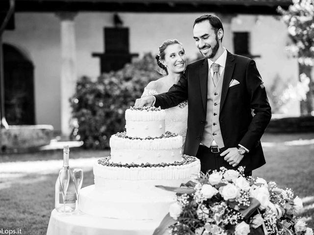 Il matrimonio di Alessandro e Elisa a Certosa di Pavia, Pavia 15