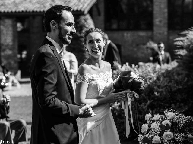 Il matrimonio di Alessandro e Elisa a Certosa di Pavia, Pavia 20