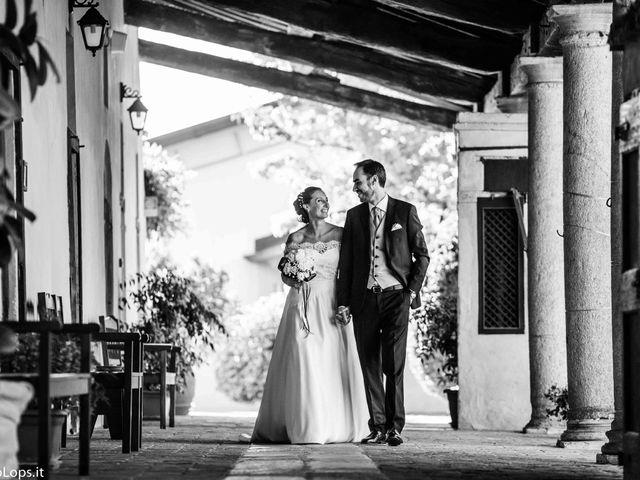 Il matrimonio di Alessandro e Elisa a Certosa di Pavia, Pavia 21