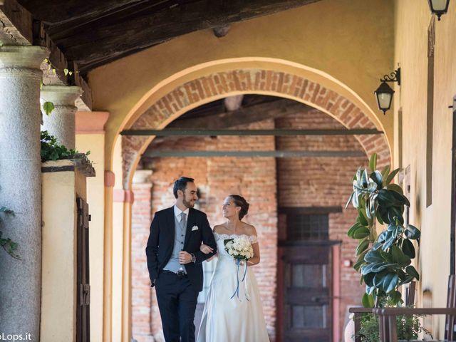 Il matrimonio di Alessandro e Elisa a Certosa di Pavia, Pavia 22