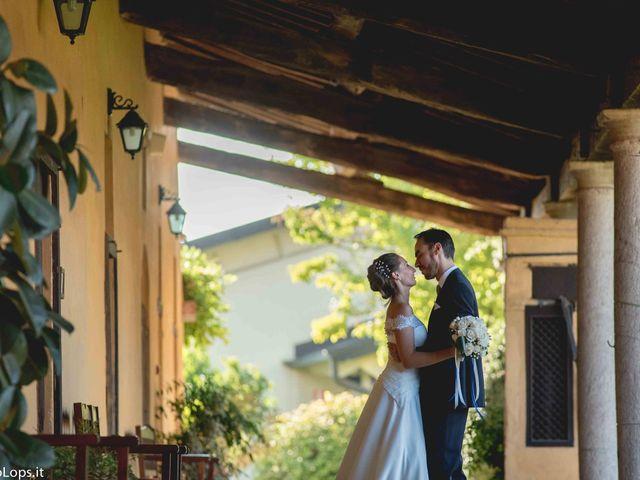 Il matrimonio di Alessandro e Elisa a Certosa di Pavia, Pavia 27