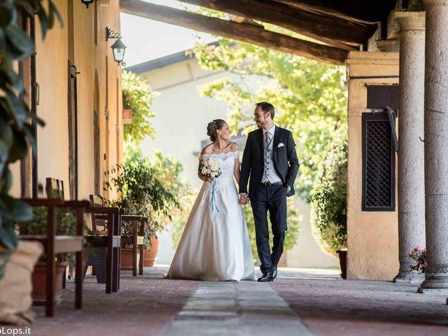 Il matrimonio di Alessandro e Elisa a Certosa di Pavia, Pavia 32