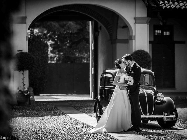 Il matrimonio di Alessandro e Elisa a Certosa di Pavia, Pavia 34