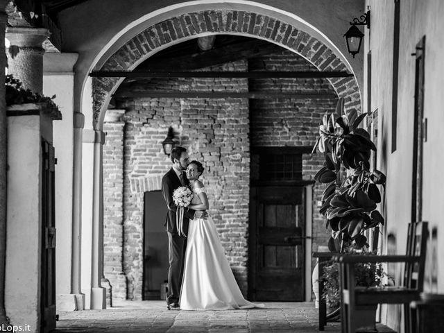 Il matrimonio di Alessandro e Elisa a Certosa di Pavia, Pavia 35