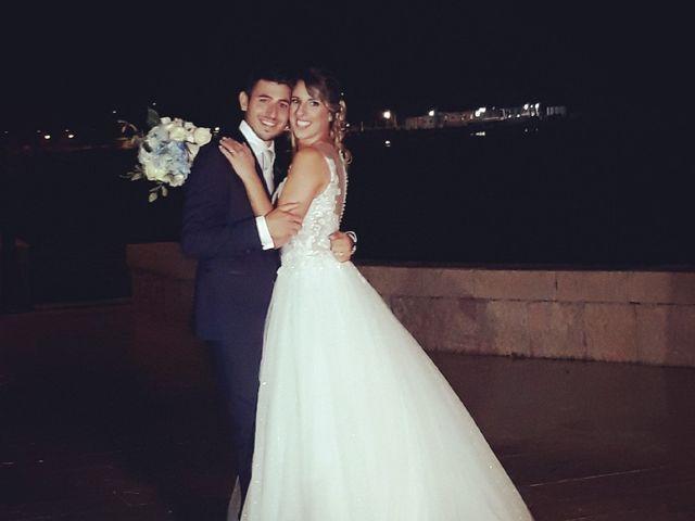 Le nozze di Antonella e Alberto