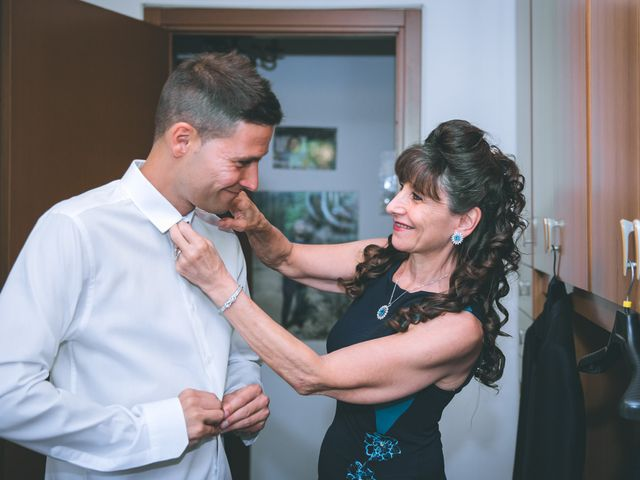 Il matrimonio di Alessandro e Giorgia a Senago, Milano 13