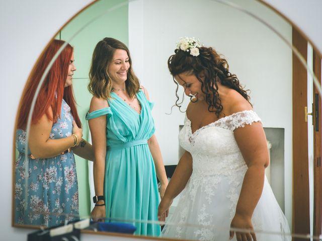 Il matrimonio di Alessandro e Giorgia a Senago, Milano 27