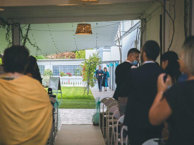 Il matrimonio di Alessandro e Giorgia a Senago, Milano 50
