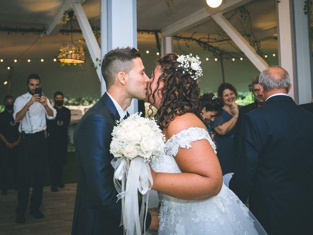Il matrimonio di Alessandro e Giorgia a Senago, Milano 67