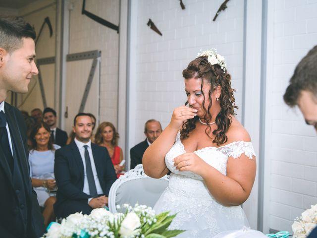 Il matrimonio di Alessandro e Giorgia a Senago, Milano 87