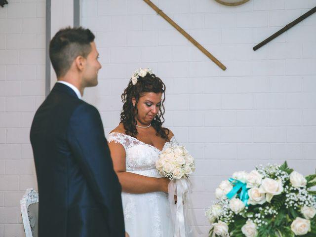 Il matrimonio di Alessandro e Giorgia a Senago, Milano 93