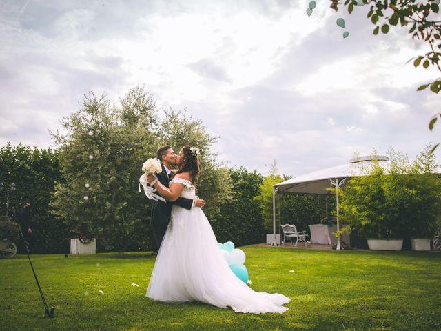 Il matrimonio di Alessandro e Giorgia a Senago, Milano 130