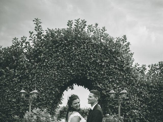 Il matrimonio di Alessandro e Giorgia a Senago, Milano 167