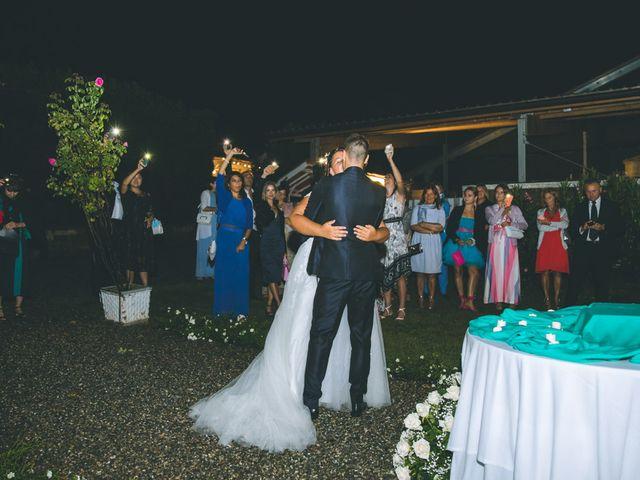 Il matrimonio di Alessandro e Giorgia a Senago, Milano 280