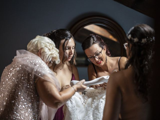 Il matrimonio di Matteo e Valeria a Barengo, Novara 7