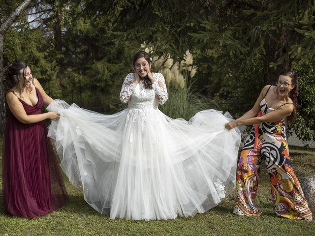 Il matrimonio di Matteo e Valeria a Barengo, Novara 9