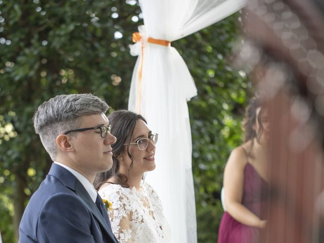 Il matrimonio di Matteo e Valeria a Barengo, Novara 17