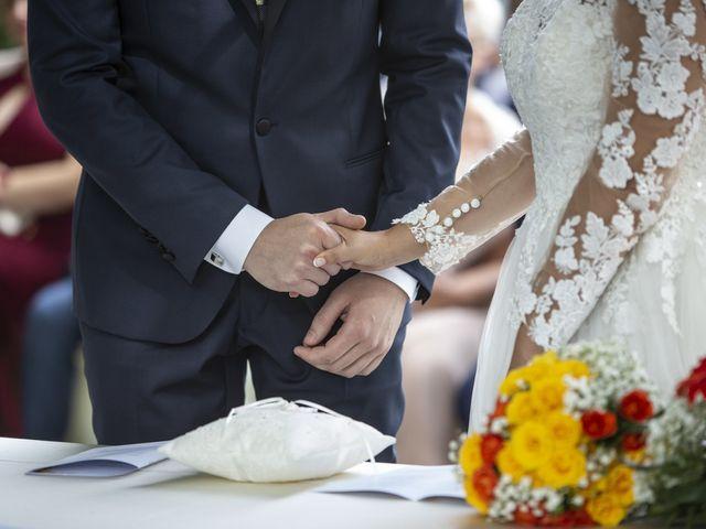 Il matrimonio di Matteo e Valeria a Barengo, Novara 18