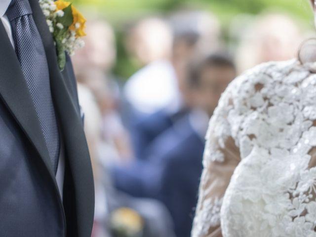 Il matrimonio di Matteo e Valeria a Barengo, Novara 19