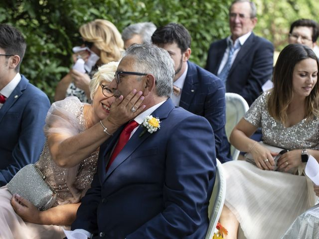Il matrimonio di Matteo e Valeria a Barengo, Novara 21