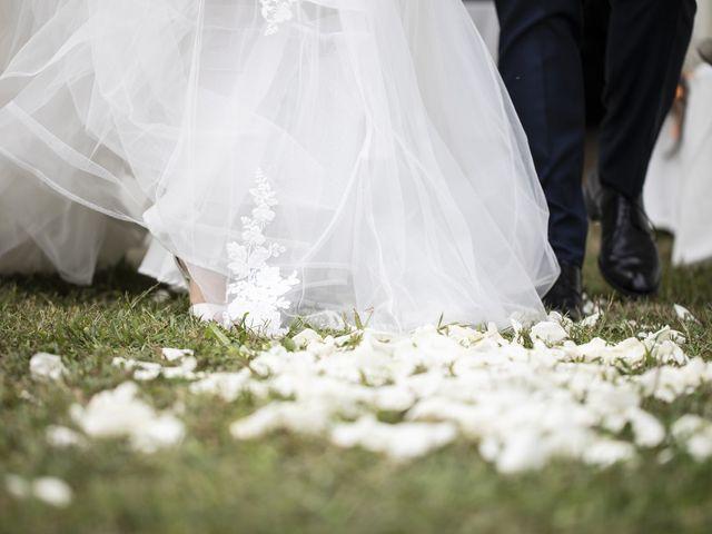 Il matrimonio di Matteo e Valeria a Barengo, Novara 1