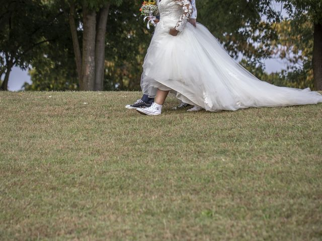 Il matrimonio di Matteo e Valeria a Barengo, Novara 22