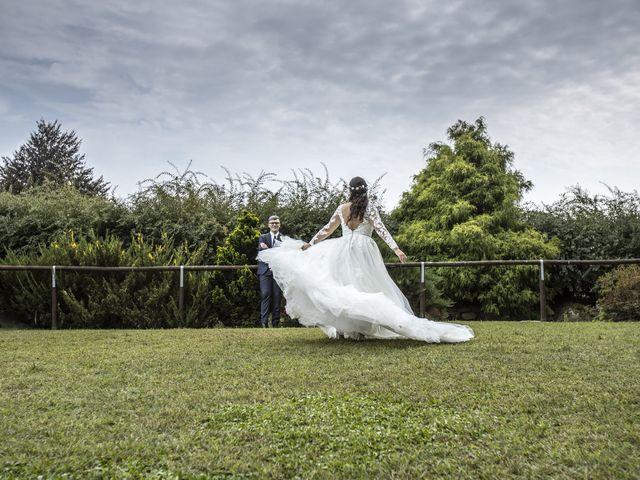 Il matrimonio di Matteo e Valeria a Barengo, Novara 23