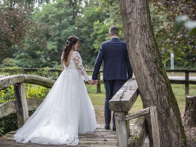 Il matrimonio di Matteo e Valeria a Barengo, Novara 24