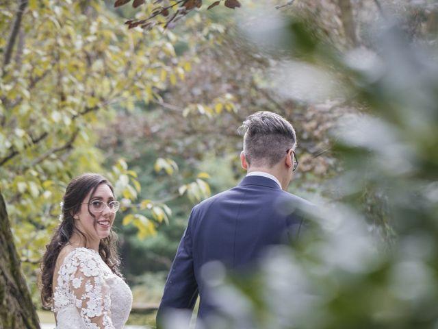 Il matrimonio di Matteo e Valeria a Barengo, Novara 25