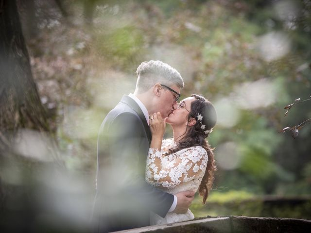 Il matrimonio di Matteo e Valeria a Barengo, Novara 26