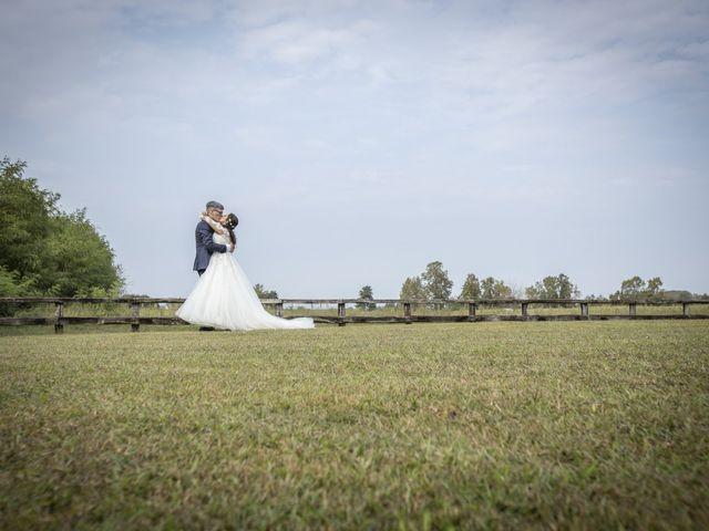 Il matrimonio di Matteo e Valeria a Barengo, Novara 27
