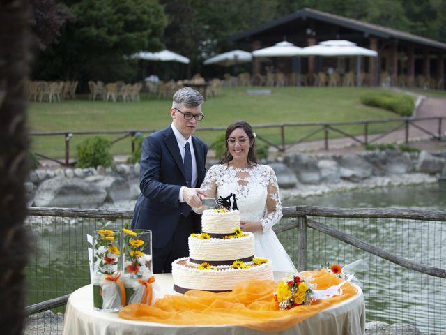 Il matrimonio di Matteo e Valeria a Barengo, Novara 29