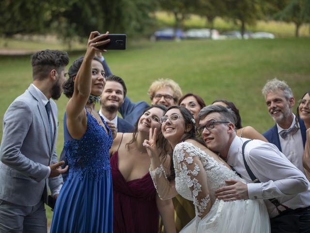 Il matrimonio di Matteo e Valeria a Barengo, Novara 31