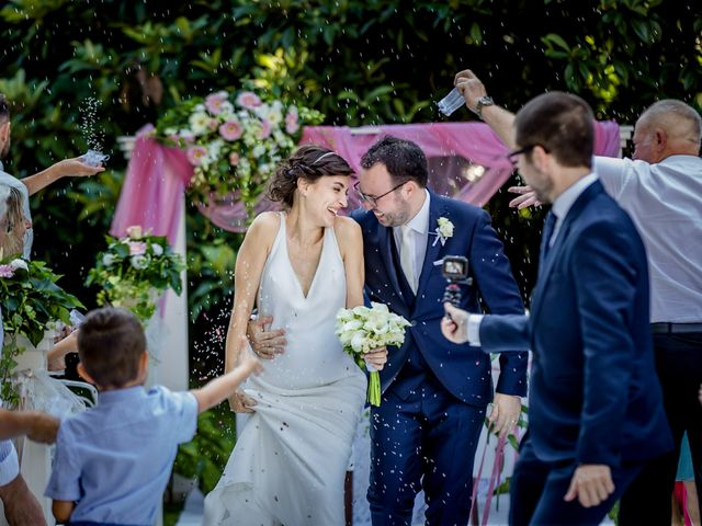 Le nozze di Vera e Ivan
